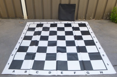 This is the product image for Small Giant Mat Vinyl. Detail: OUTDOORS. Product ID: GMCV.