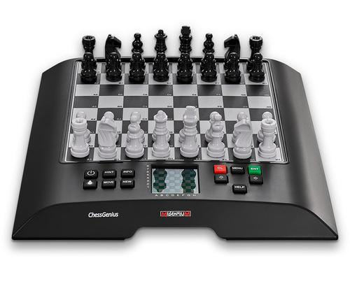 This is the product image for ChessGenius Chess Computer. Detail: COMPUTER. Product ID: M810.